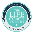 The Life Coach School Certified Life Coach logo