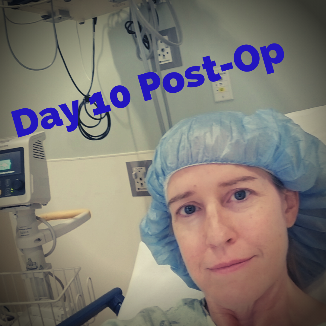 Post-Challenge and Post-Op Wrapup