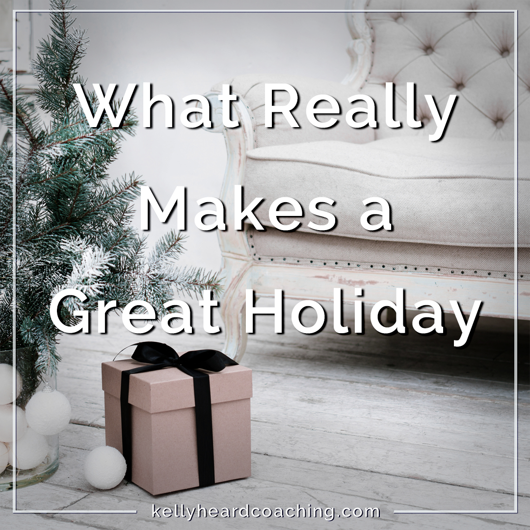 What Really Makes a Great Holiday 🎁