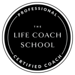 Life Coach School Cetified Life Coach Seal